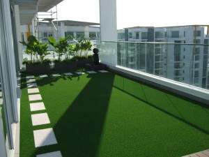 Synthetic Grass Services Chula Vista, Turf Applications, Decks, Terraces, Patios