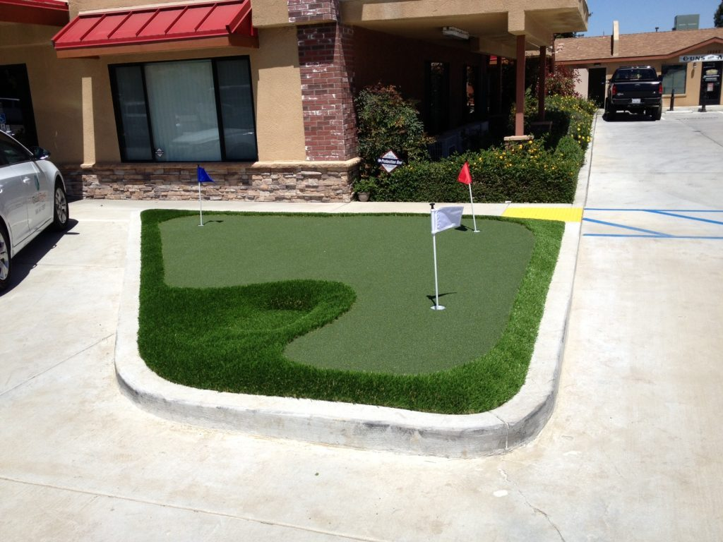 Synthetic Lawn Golf Putting Green Company Chula Vista, Best Artificial Grass Installation Prices