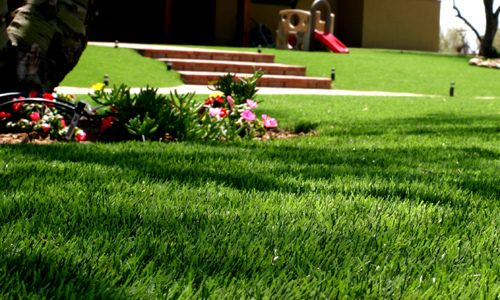 Synthetic Grass Custom Design Company Chula Vista, Best Custom Artificial Lawn Pricing