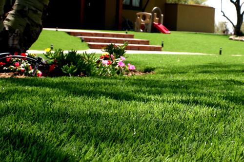 Synthetic Grass Custom Design Company Chula Vista, Best Custom Artificial Lawn Pricing