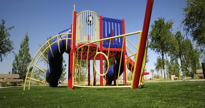 Artificial Grass Playground Installation Chula Vista, Synthetic Turf Playground Company