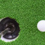 Artificial Turf Golf Greens Installation in Chula Vista, Putting Greens Turf Company