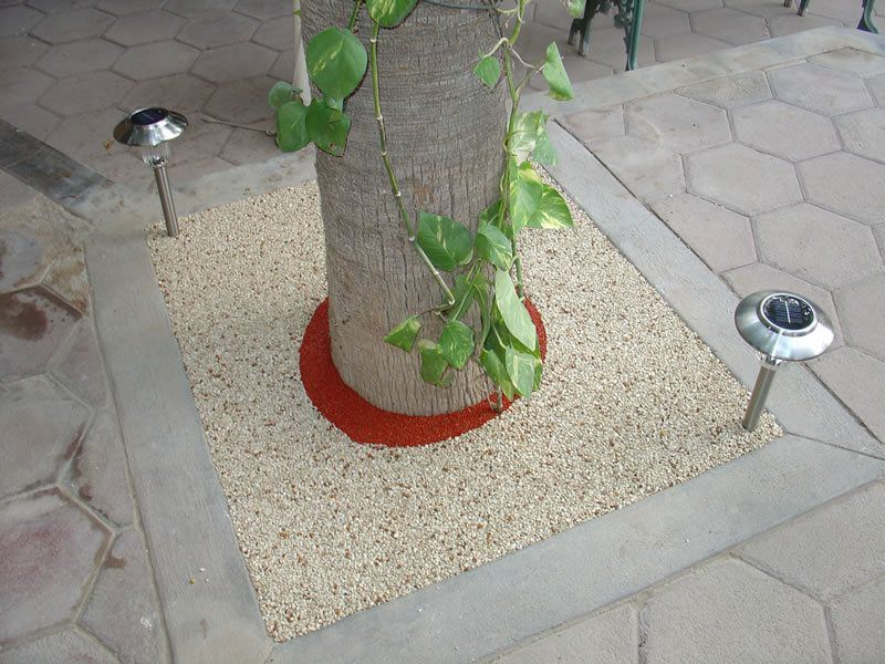 Rubber Tree Well Installation in Chula Vista, Porous Tree Well
